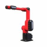 braço robótico de solda