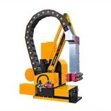 braço robótico industrial programável