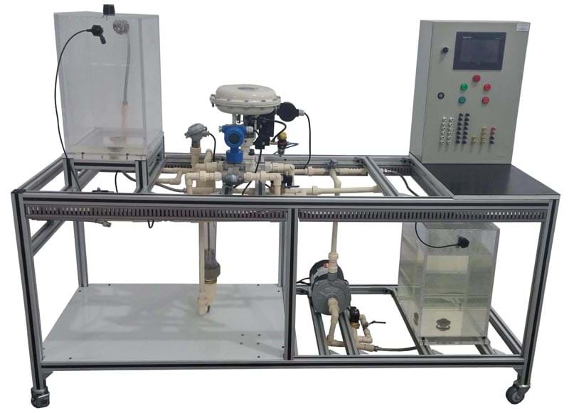 Planta Didática de Controle de Processos Nível, Vazão, Pressão e Temperatura
