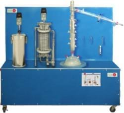 Computer Controlled Bioethanol Process