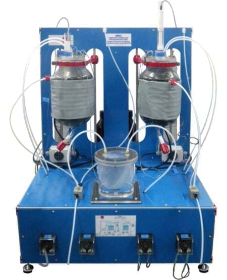 Computer Controlled Biogas Process