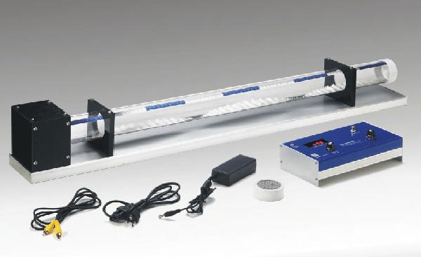 Análises de Ressonâncias em um tubo