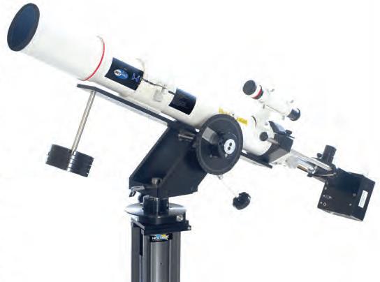 Experiência em Astronomia e Astrofísica