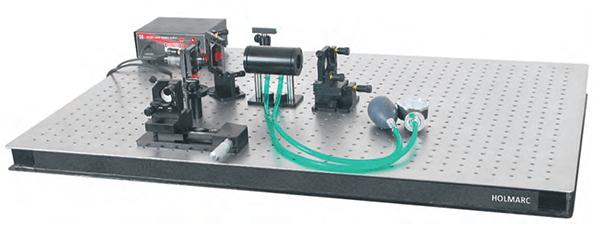 Interferômetro Michelson (Modelo Padrão)