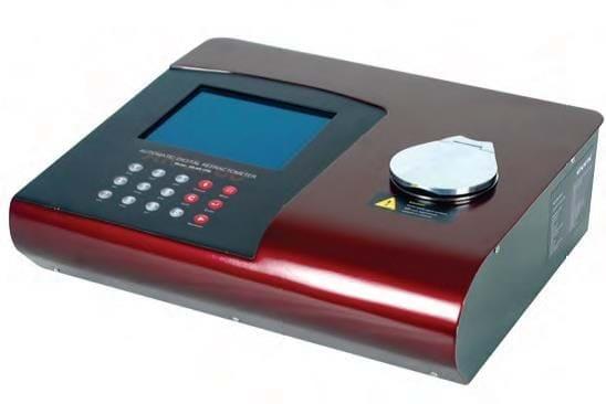 Refratômetro automático