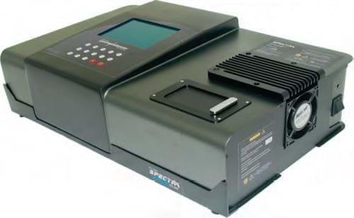 Espectrofotômetro de duplo feixe