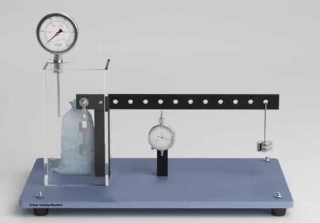 Máquina de Teste de Fluência
